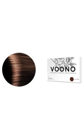 Voono Přírodní barva (henna) na vlasy DARK BROWN velké balení