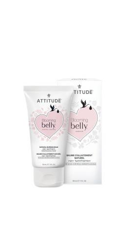 Attitude Přírodní krém na bradavky Blooming Belly s arganem