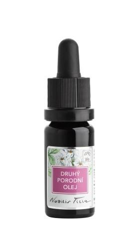 Nobilis Tilia Druhý porodní olej (Masážní olej Isis)