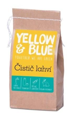 Yellow&Blue Čistič lahví (pap. sáček 250 g)
