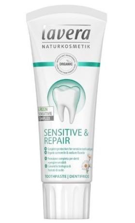 lavera Zubní pasta Sensitive & Repair