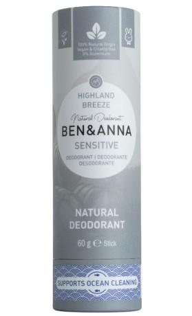 Ben & Anna Tuhý deodorant Sensitive - Highland Breeze