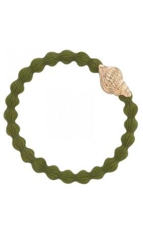 byEloise Gumička Tropical Seashell Olive Green