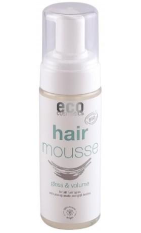 Eco Cosmetics Tužící pěna na vlasy BIO