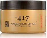 Tělové máslo s vůní med a mléko Minus 417
