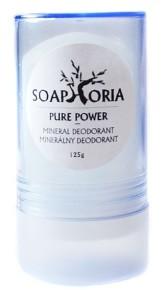Přírodní minerální deodorant Soaphoria