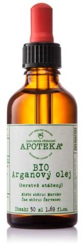 Havlíkova přírodní apotéka BIO Arganový olej 30 ml