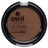 Avril Organic BIO oční stíny Cannelle mat (hnědé)