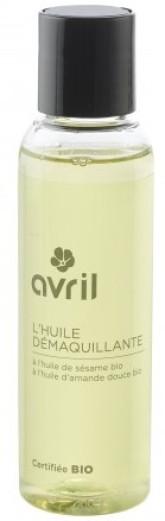 Čisticí olej pro suchou a citlivou pleť Avril