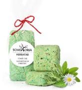 Soaphoria HerbaTab, pleťová čisticí tabletka pro normální a smíšenou pleť