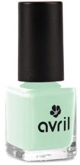 Avril Organic Vert d'Eau n. 573, lak na nehty