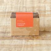 Ponio Pomeranč a eukalyptus s rakytníkem, přírodní mýdlo