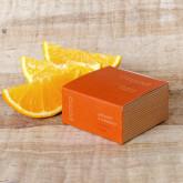 Pomeranč a eukalyptus XL - masážní kostka Ponio Exp 7/2017