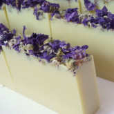 Dvojitá levandule - přírodní mýdlo Ponio