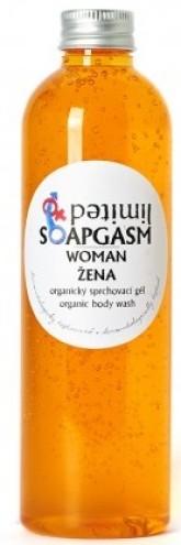 Organický sprchový gel s vůní Žena Soaphoria