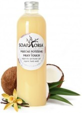 Soaphoria Mléčné potěšení, organický sprchový gel