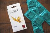 Glyde kondomy Ultra, veganské kondomy balíček