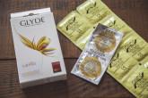 Vanilla - veganské kondomy Glyde balíček