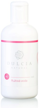 Dulcia natural BIO růžová voda 250 ml