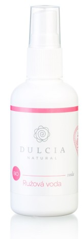 Dulcia natural BIO růžová voda 100 ml