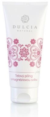 Tělový peeling s magnéziovou solí Dulcia
