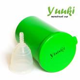 Yuuki Soft Menstruační kalíšek malý č. 1 s krabičkou