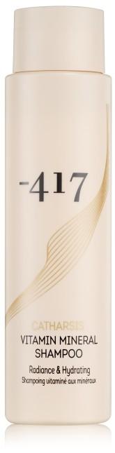 Šampon s vitaminy a minerály Minus 417
