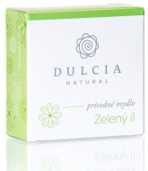 Přírodní mýdlo Zelený jíl Dulcia