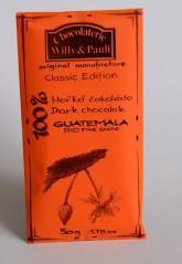 BIO Hořká čokoláda Guatemala 100%