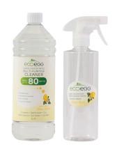 Eko antibakteriální vysoce koncentrovaný čistič s vůní Citrusů Ecoegg