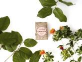 Cedrová růže - růžové mýdlo s francouzským jílem Mylo