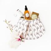 Kosmetická taška Lípa od Mylo - světlá