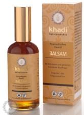 Khadi BALZÁM, vlasový olej proti lupům a svědivé pokožce hlavy