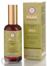 Khadi vlasový olej AMLA pro zdraví a lesk vlasů