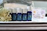Oshadhi Lékárnička do domácnosti 5 esenciálních olejíčků s dárky