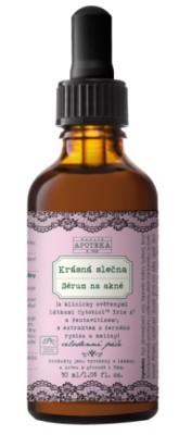 Havlíkova přírodní apotéka Krásná slečna, sérum na akné 30 ml