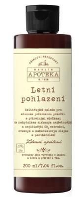 Havlíkova přírodní apotéka Letní pohlazení 200 ml