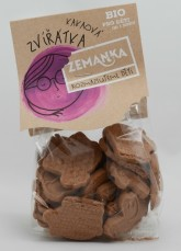 Biopekárna Zemanka Špaldová zvířátka kakaová