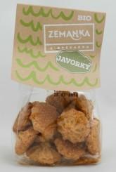 Biopekárna Zemanka BIO kokosky s javorovým sirupem
