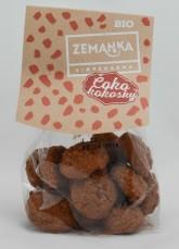 Bio čoko-kokosky s fair trade čokoládou Biopekárna Zemanka