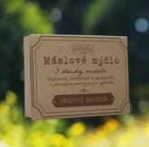 Havlíkova přírodní apotéka Máslové mýdlo - Hřejivá skořice