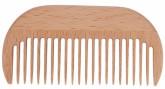 Redecker Dřevěný combo hřeben do kapsy bukové dřevo 9 cm