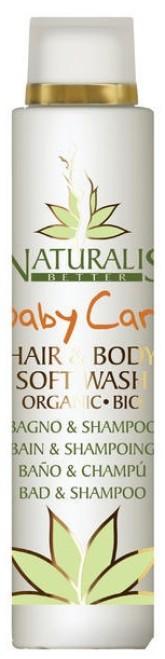 Naturalis Better Vlasový & tělový šampon pro děti