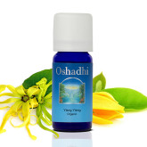Oshadhi Ylang Ylang III Bio, esenciální olej 5 ml