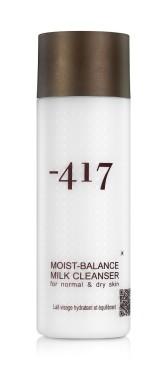 Minus 417 Hydratační čistící mléko pro normální a suchou pleť