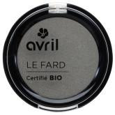 Avril Organic Volcan, BIO oční stíny šedé