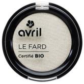 Avril Organic BIO oční stíny Ivoire nacré (bílé)