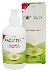 Organyc Přírodní gel pro intimní hygienu BIO