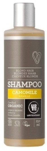 Urtekram Šampon s heřmánkem pro blond vlasy BIO 250 ml
