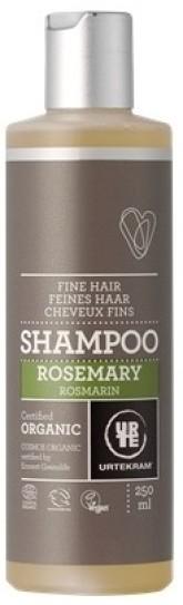 Urtekram Rozmarýnový šampon pro jemné vlasy BIO 250 ml